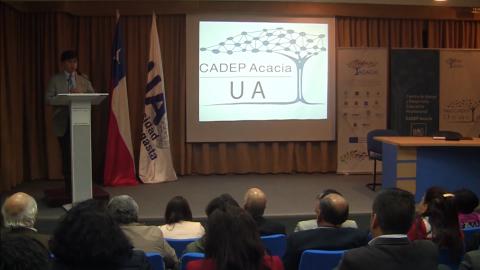 ACACIA UA inaugura Centro para el Apoyo y Desarrollo Profesional en Antofagasta