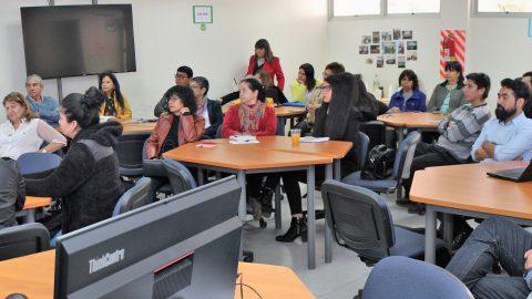 Campañas de Diseminación del funcionamiento de los Centros Acacia en Lima y en Antofagasta