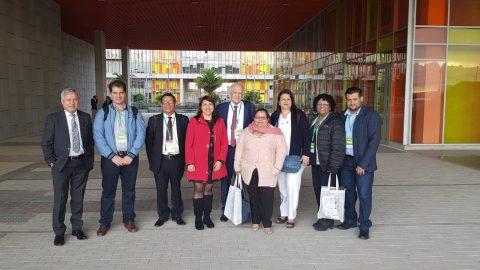 Participación en Lanzamiento internacional de la Red de Instituciones de Educación Superior con Centros Acacia (RIESC Acacia)