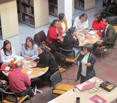 Primer Encuentro de equipos CADEP Acacia