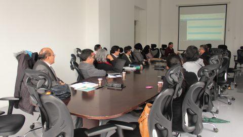 El Centro Acacia recibió la visita de la Universidad Nacional Federico Villareal de Perú