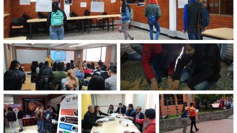 Gran acogida por parte de la comunidad universitaria en las actividades del Centro Acacia durante la Semana Tecnológica