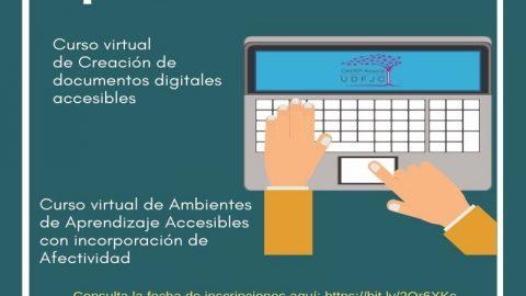 Inscripciones abiertas para cursos virtuales del Centro Acacia
