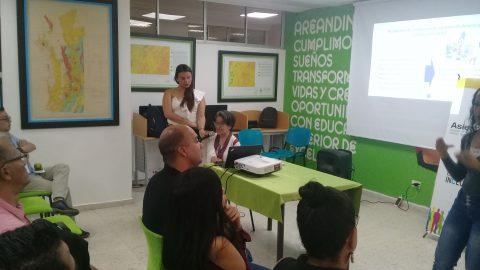 El Centro Acacia participó en el 1er Encuentro de Educación inclusiva