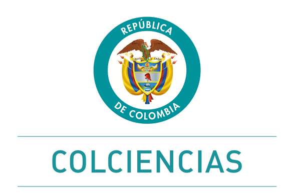 Logo de Colciencias