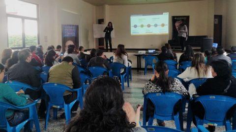 El Centro Acacia presente en la I Expo Feria Universitaria para Estudiantes con Discapacidad