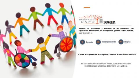 Pronto iniciaremos el estudio para conocer la situación de los estudiantes con capacidades diferenciales por discapacidad.