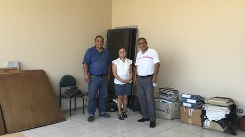 CADEP Acacia San Marcos ya posee instalaciones para sus oficinas y laboratorios
