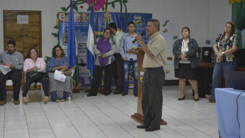 Diseminación del CADEP entre docentes de URACCAN