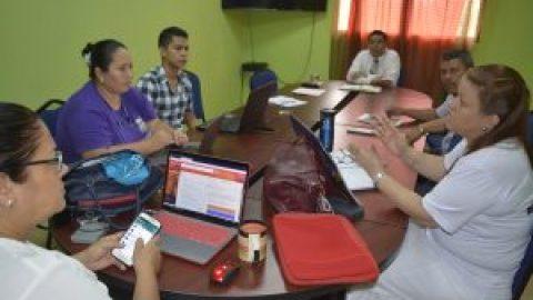 CADEP-URACCAN planifica actividades del tercer trimestre.