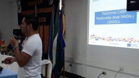 Exposición de equipos tecnológicos CADEP en URATECH2018
