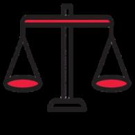 Icono de ética