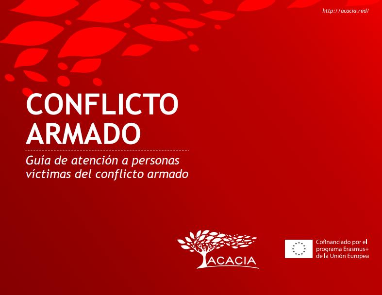 Portada de documento Conflicto armado