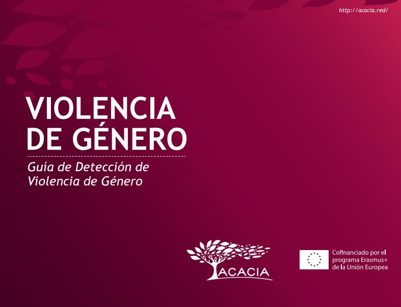 Portada de documento Violencia de género