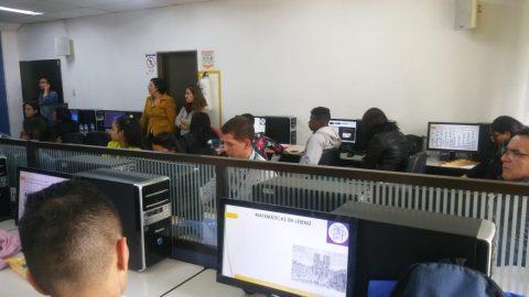 El Proyecto ACACIA participó en el 24° Encuentro de Geometría y sus aplicaciones realizado por la Universidad Pedagógica Nacional