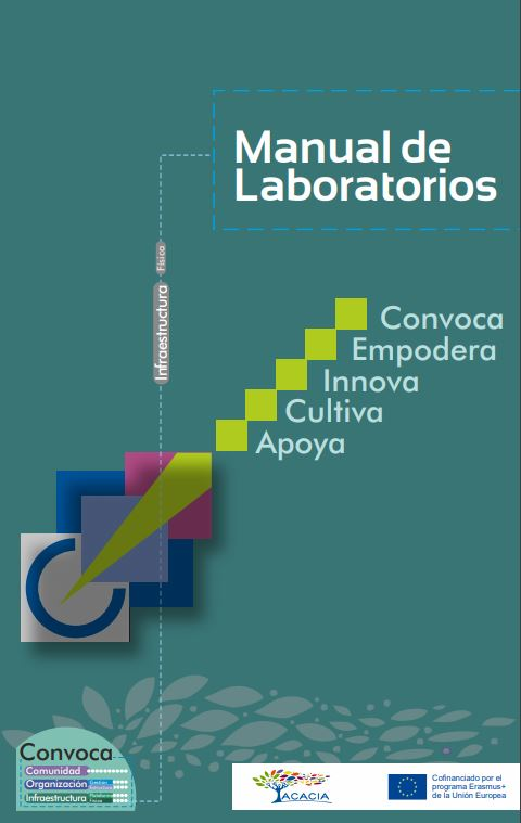 Portada del documento manual de laboratorios