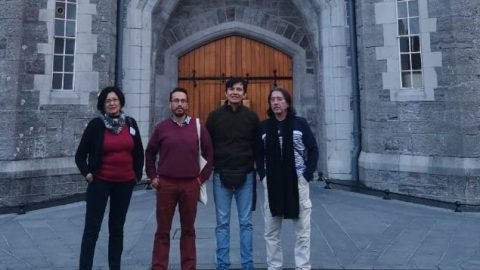 El proyecto ACACIA participó en el 15th Internacional Conference THEORY AND PRACTICE: AN INTERFACE OR A GREAT DIVIDE? en Irlanda