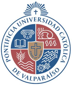 Logo Pontificia Universidad Católica de Valparaiso