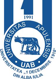 Logo Universitatea 1 Decembrie 1918 din Alba Iulia