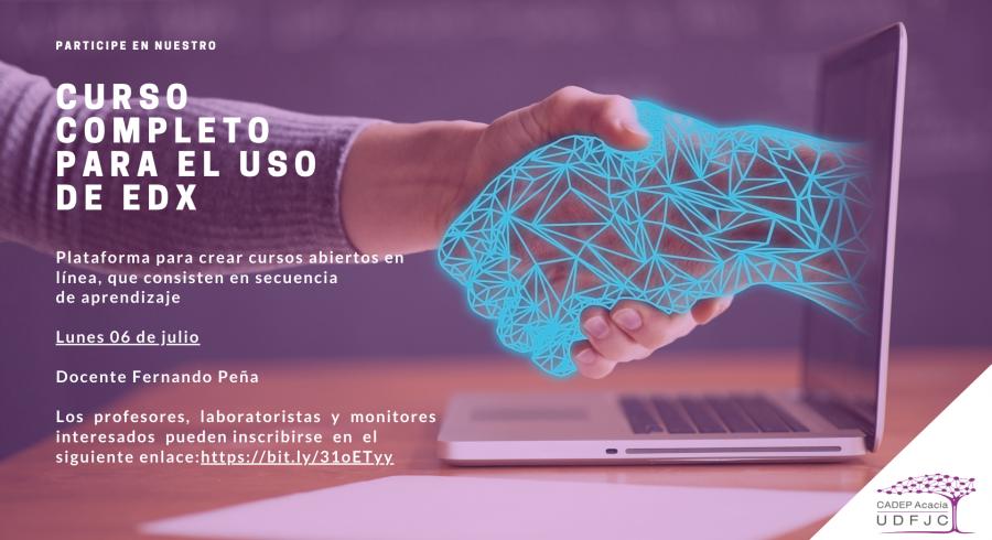 Plataforma para crear cursos abiertos en línea. Lunes 06 de julio