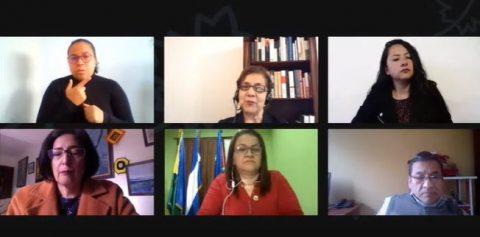 """La RIESC-Acacia realizó II Encuentro internacional: el sentido de los CADEP para el aprendizaje """"en línea"""" durante la pandemia"""