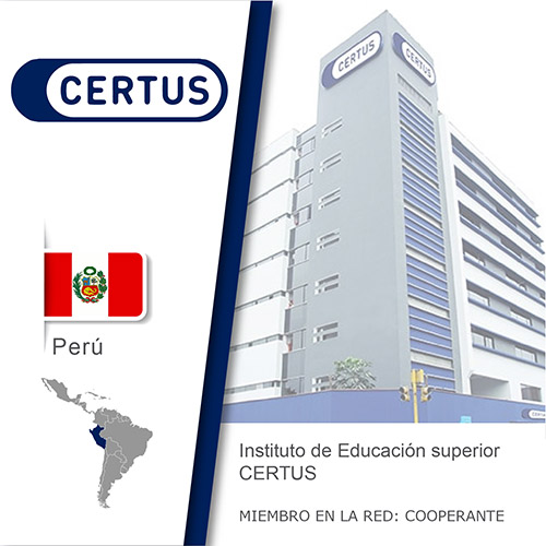 Instituto de Educación Superior CERTUS