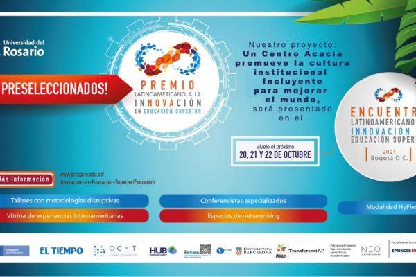 Encuentro latinoamericano de Innovación